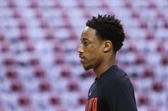"Raptors President Apologizes To DeMar DeRozan For ""Miscommunication"""