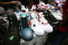 Five People Charged For Trafficking $73M Worth Of Fake Nikes, Jordans