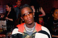 "Young Thug's ""Slime Language"" Set For 11PM Release"