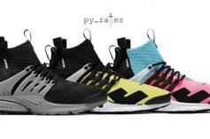 Acronym x Nike Air Presto Mid Pack Releasing Next Month