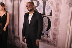 Kanye West Shares Adorable Photo With Daughter Chicago