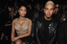 "Is Lewis Hamilton Nicki Minaj's ""New Boy?"""