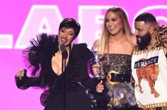 """Cardi B Subtly Responds To Nicki Minaj With More Proof Of Her Success: """"But I Get Up 10"""""""