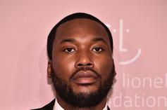 """Meek Mill Says Next Album Will Have A """"Surprise-Release,"""" Previews Kaepernick Song"""