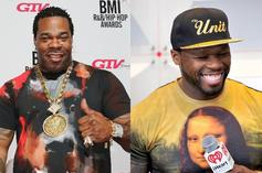 50 Cent Trolls Busta Rhymes Over Suggestive Straw Usage