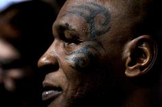 Mike Tyson Tears Up Reliving The Events Leading To Tupac Shakur's Death