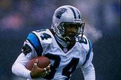 Ex-Panthers WR Rae Carruth Released From Prison 19 Years After GF's Murder