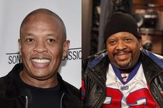Doctor Dre Music Video Shoot Causes Confusion