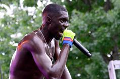 """Sheck Wes Lands His First Top 10 Single On Hot 100 With """"Mo Bamba"""""""
