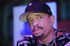 Ice-T Says He's Never Eaten A Bagel Or Drank Coffee In His Life