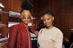 """Chloe x Halle Deliver Enchanting Performance On """"The Late Late Show"""""""