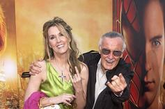 Stan Lee's Daughter Says They Created One Final Superhero