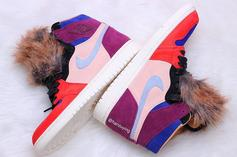 Aleali May x Air Jordan 1 Collab To Release In December: Video Preview