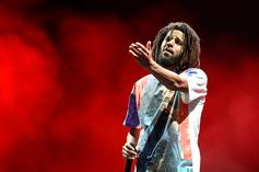 J. Cole Fans Ponder Why He Was Snubbed Of Any Grammy Nominations