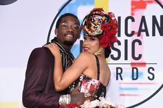 Offset Crashes Cardi B's Rolling Loud Set, Gets Booted