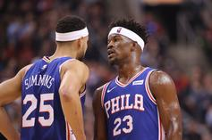 """Ben Simmons Says 76ers Were """"Too Soft"""" Vs. Hawks, Jimmy Butler Objects"""