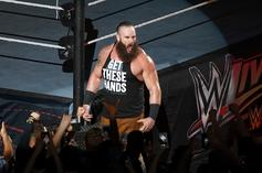 Braun Strowman Pulled From Brock Lesnar Title Fight At Royal Rumble