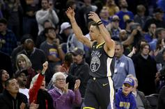 Steph Curry Broke Another Three-Point Record