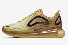 "Nike Air Max 720 ""Desert Gold"" Release Information"