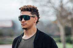 Patrick Mahomes Becomes First Football Player To Sign With Oakley