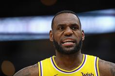 """Lebron James Promises Lakers Fans That The """"Spell Won't Last Much Longer"""""""
