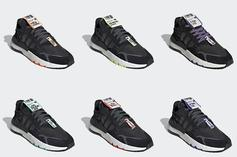 "Adidas Nite Jogger ""Jet Set"" Pack Official Images And Release Info"