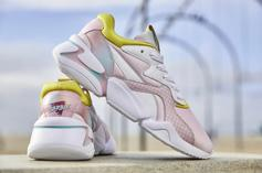 Puma & Barbie Team Up For Sneaker And Streetwear Collection