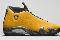 "Air Jordan XIV ""Ferrari"" Releasing This Summer"