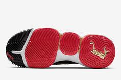 """Nike LeBron 16 """"Remix"""" Nods To An Exclusive LeBron 3: Release Date"""