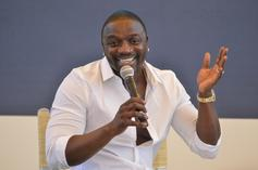 """Akon Advises Eddie Murphy & Arsenio Hall To Cast African Actors In """"Coming To America 2"""""""