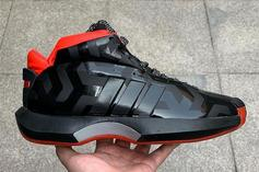 """Star Wars x Adidas Crazy 1 """"Galactic Empire"""" Colorway Releasing This Year"""