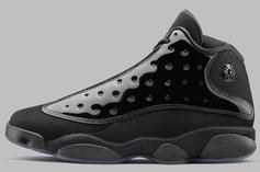 "Air Jordan 13 ""Cap And Gown"" Release Date Confirmed: Official Images"