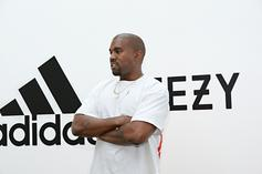 """Adidas CEO: Kanye West's Yeezy Sales Showing """"Absolutely No Slow Down"""""""