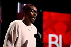 """Wood Harris Is All For Deontay Wilder Starring In """"Creed 3"""""""