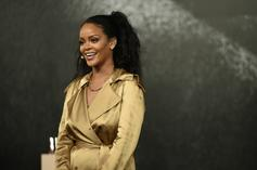 """Rihanna Launches Fenty Fashion Brand, Becoming 1st Woman To Do So With """"LVMH"""""""