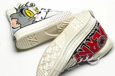 """Tom & Jerry"" Converse Chuck Taylor Coming Soon: Detailed Photos"