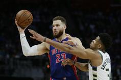 Blake Griffin Dog Attack Victim Files Motion To Dismiss Lawsuit: Report
