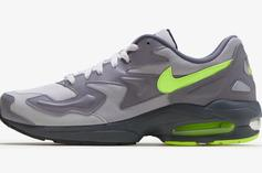 Nike Air Max2 Light Mimics A Classic OG Colorway: Official Photos