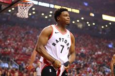 """Kyle Lowry On Hand Injury: """"During The Game, I Can't Feel My Thumb"""""""