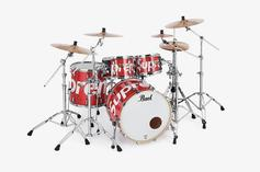 Supreme x Pearl Drum Kit Rumored To Drop This Week
