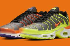 "Nike Air Max Plus ""Color Flip"" Releasing In Two Colorways: Details"