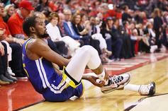 Warriors Kevin Durant Posts First Message On IG Following Injury