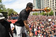 Toronto Raptors Parade Shooting Leaves Four Wounded