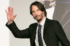 "Keanu Reeves Adoration Blossoms Into ""Man Of The Year"" Campaign"