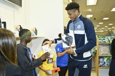 "Giannis Antetokounmpo Sparks 662% Increase In Babies Named ""Giannis"""