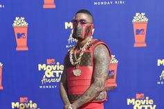 Nick Cannon Clowned Hard For His MTV Awards Louis Vuitton Mask