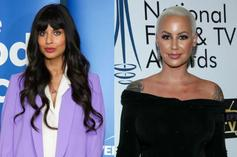 Jameela Jamil Calls Out Amber Rose For Promoting Flat Tummy Tea Product