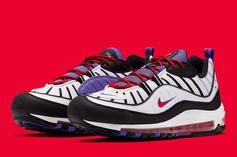 Raptors-Inspired Nike Air Max 98 Coming Soon: Official Images