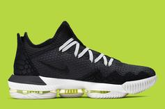 """Nike LeBron 16 Low """"Black Python"""" Coming Soon: Official Details"""