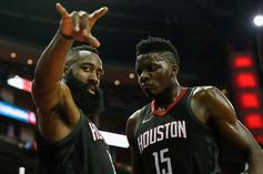 Rockets Reportedly Have Trade Partner For Clint Capela